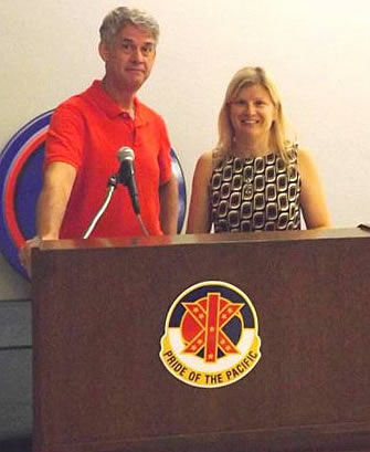 New Suicide Prevention Policy Regains 'Human Element' with Guest Speaker, Michelle Linn-Gust