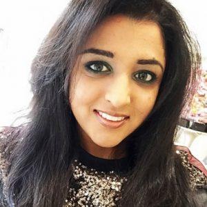 Sweta Patel, Digital Marketer
