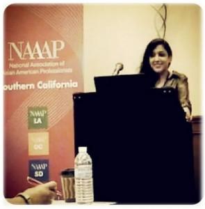 Sweta Patel Speaking At NAAP