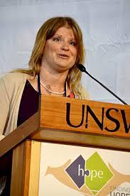 Michelle Linn-Gust Speaking