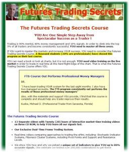 Bill McCready's eCourse on Futures Trading