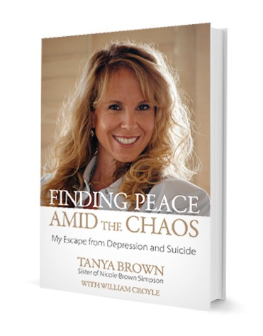 Finding Peace Amid the Chaos by Tanya Brown