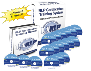 NLP Practitioner MP3 Series by John James Santangelo