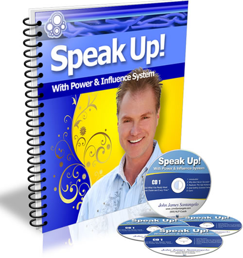 Speak Up With Power System by John James Santangelo