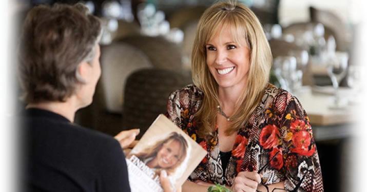 Tanya Brown Book Signing