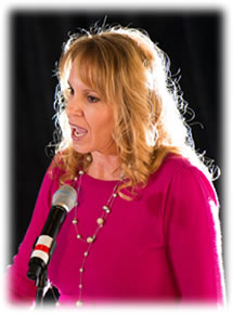 Tanya Brown Speaking