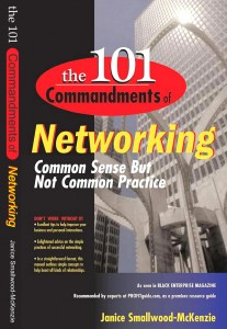 101 Networking Commandments by Janice Smallwood-Mckenzie