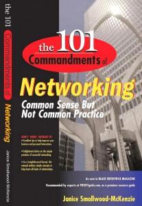 101 Networking Commandments by Janice Smallwood-Mckenzie