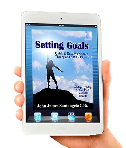 Setting Goals Kindle eBook by John James Santangelo