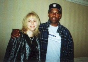 Denzel Washington & Gayl Murphy