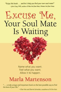 Excuse Me, Your Soul Mate Is Waiting by Marla Martenson