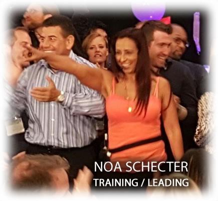 Noa Schecter Training & Speaking